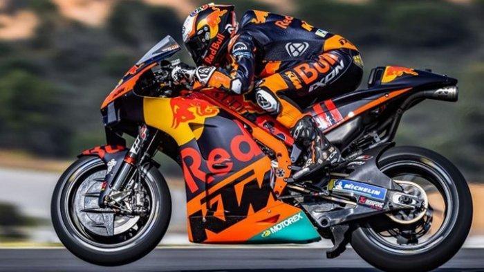 Hasil Balapan Gila MotoGP Austria 2021: Saling Susul dan Flag to Flag Buat Valentino Rossi Finish 8