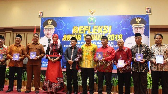 Malam Puncak 99 Hari Masa Kerja, Wali Kota Malang Fokus Pembangunan Yang Belum Terselesaikan