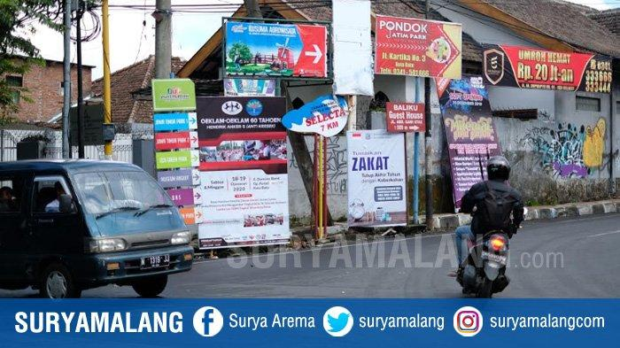 DPRD Soroti Reklame Liar di Kota Batu, Kinerja Pemkot Dipertanyakan