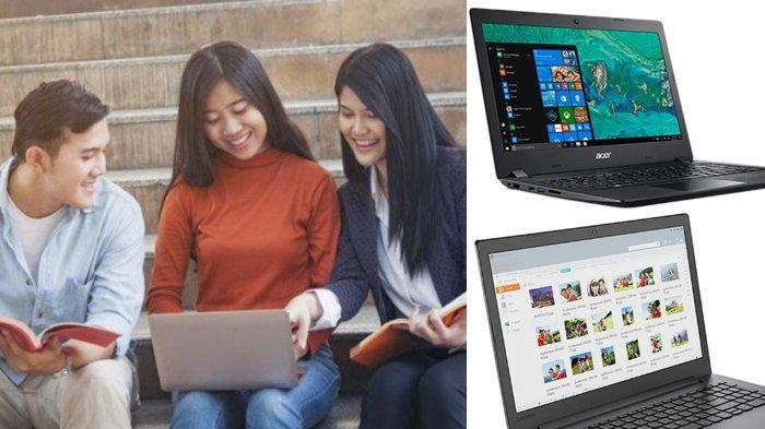 5 Rekomendasi Laptop Untuk Siswa & Mahasiswa Februari 2020, Harga Rp 3 Jutaan, Lenovo, ASUS & ACER