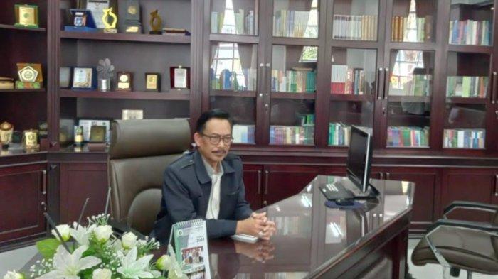 Rektor Baru UIN Maliki Malang Prof Dr Zainuddin Langsung Siapkan Program 100 Hari dan 5 Tahun
