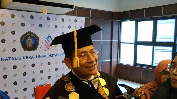 Rektor Universitas Brawijaya Malang Fokuskan Akreditasi Internasional Di Tahun 2019