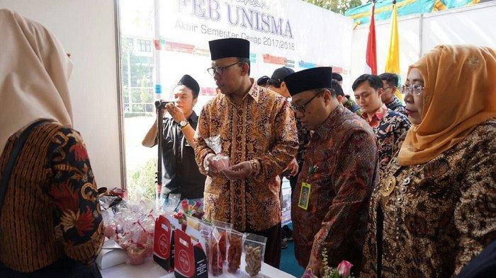 Universitas Islam Malang Gelar Festival Wirausaha