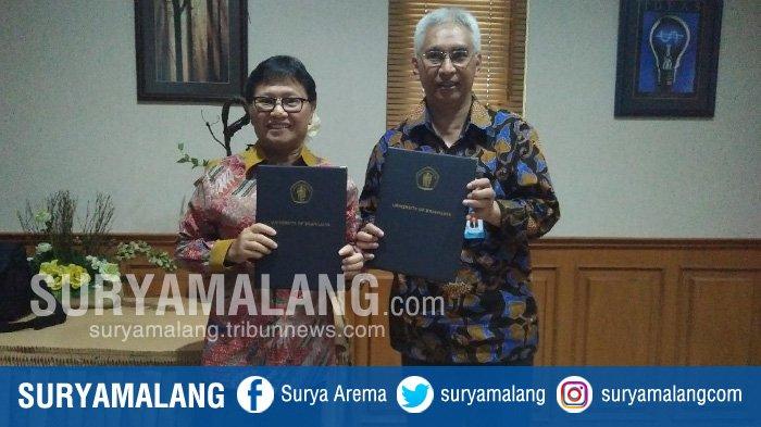 Universitas Brawijaya Malang dan Kemenkominfo Teken MoU Atasi Kemiskinan