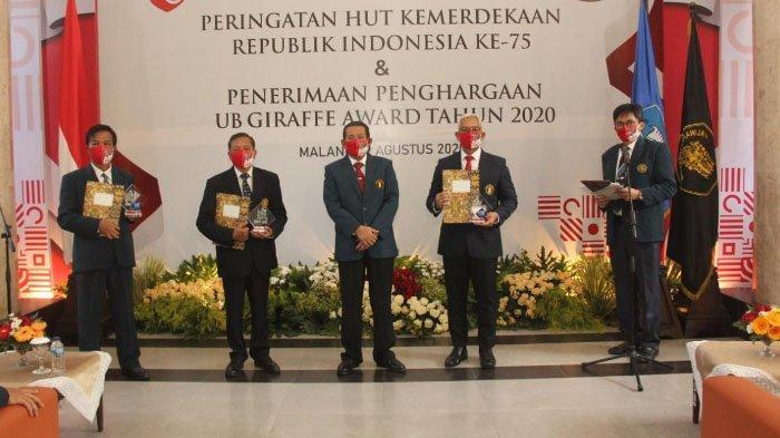 GIRAFFE Award, Tandai UB Untuk Melaju Ke Tingkat Internasional