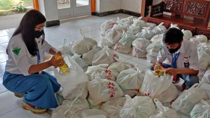 2 Pelajar di Malang Jadi Relawan Bersatu Lawan Corona