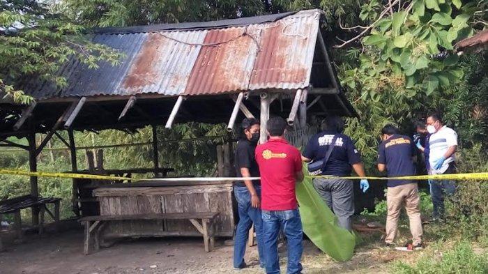 ABG di Lumajang Ditemukan Tewas di Teras Warkop Dengan Tangan Kiri Putus, Diduga Korban Begal