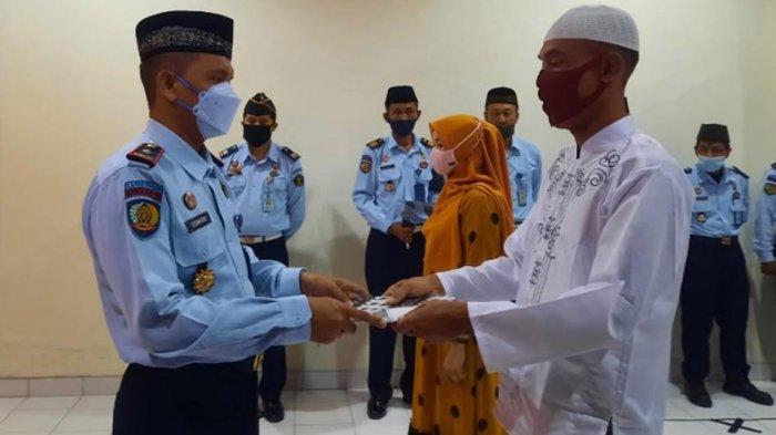 Sebanyak 168 Napi Lapas Tuban Terima Remisi di Momen Idul Fitri Dari 187 Narapidana yang Diusulkan