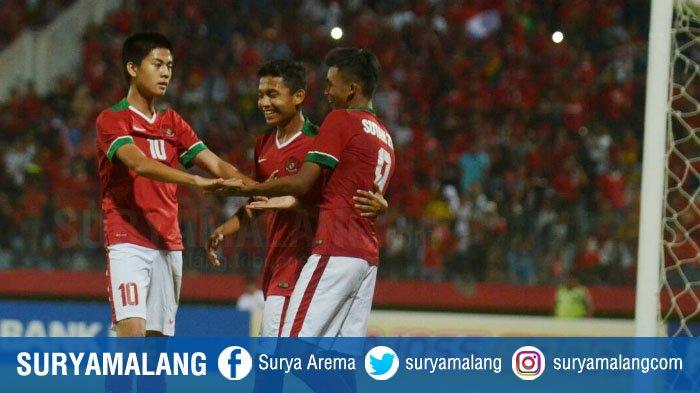 Timnas Indonesia U-16 Vs Myanmar, 8 Gol ke Gawang FIlipina Jadi Modal Utama