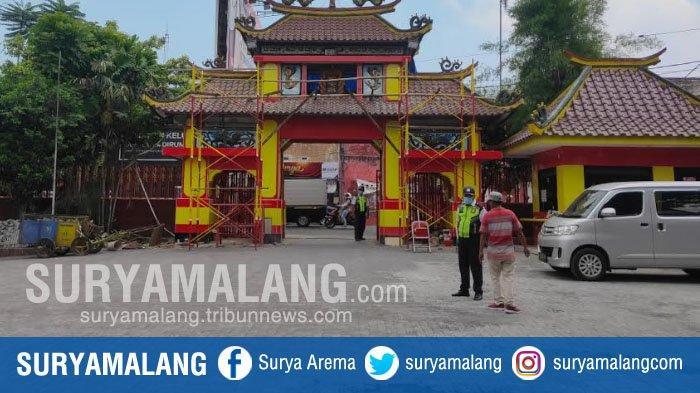 Renovasi Besar-besaran Kelenteng Eng An Kiong Kota Malang, Termasuk Rumah Peninggalan Era Belanda