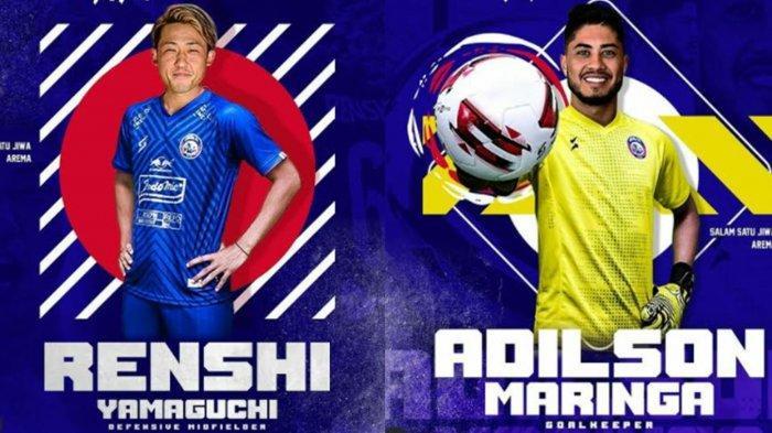 Arti Penting Aremania bagi Arema FC Menurut Renshi Yamaguchi dan Adilson Maringa
