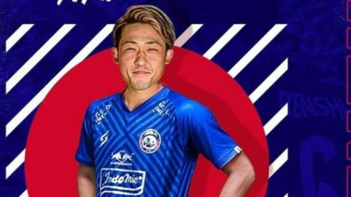 Jepang Imbau Warganya di Indonesia untuk Mudik, Begini Nasib Pemain Arema FC Renshi Yamaguchi