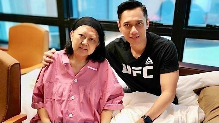 Rentetan Kondisi Ani Yudhoyono Mulai Dirawat Intensif Sampai Kondisi Memburuk, SBY: Kami Memohon Doa