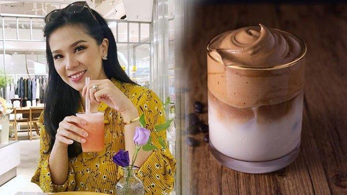 Resep Dalgona Coffee Tanpa Mixer versi Devina MasterChef, Minuman Viral yang Mudah Dibuat di Rumah