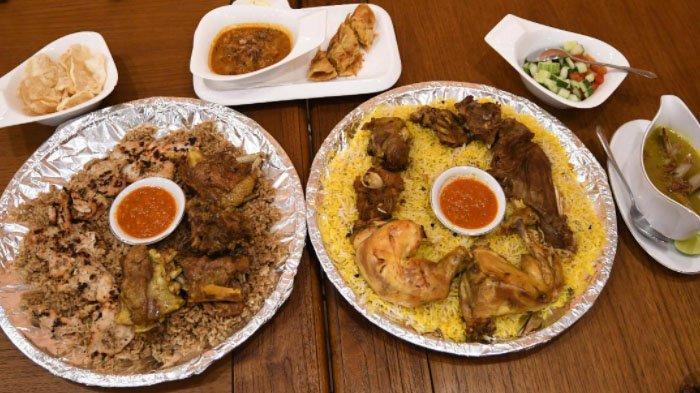 Daftar Harga Nasi Kebuli dan Nasi Mandee di Restoran Al Hamra Sidoarjo, Ada Porsi untuk Keroyokan