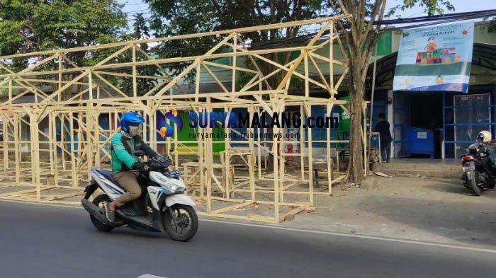 Pembangunan Revitalisasi Pasar Kasin Kota Malang Dimulai Juli 2020