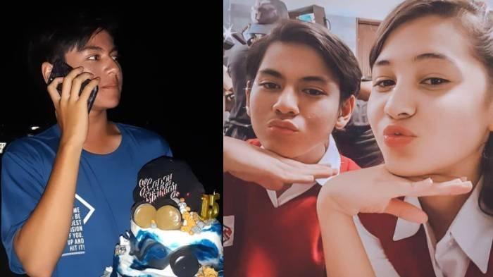 Rey Bong Kena Prank Para Pemain Dari Jendela SMP, Sandrinna Michelle Orang Pertama Ucap Ulang Tahun