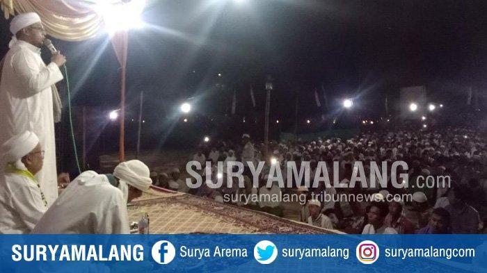 Ribuan Warga Pamekasan Madura Deklarasi Kemenangan Prabowo-Sandi, Masih Kukuh Sebut Menang 62 Persen