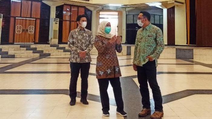 Didanai Khofifah Rp 9 Miliar, Ridwan Kamil Janji akan Bikin Desain Masjid Islamic Center Jadi 'Wow'
