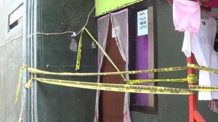 Sosok Ibu Muda yang Tewas Bersimbah Darah di Kamar Kos Surabaya