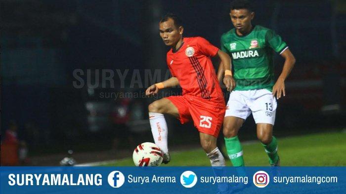 Riko Simanjuntak Ingin Persija Jakarta Bawa Pulang Piala Turnamen Piala Gubernur Jatim 2020