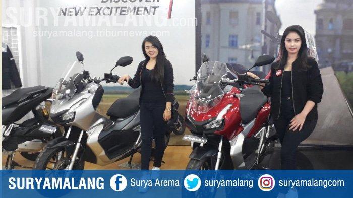 Honda Rilis Skutik Genio dan ADV150 di Kota Malang