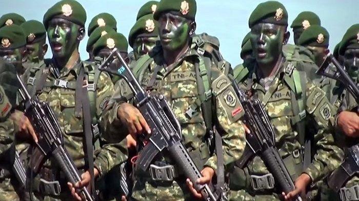 Rincian Gaji TNI AD dari Pangkat Tamtama hingga Jenderal, Tunjangan Kinerja KSAD Capai Rp 37 Juta