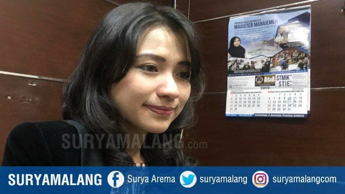 Namanya Risa Santoso, Rektor Cantik Berusia 27 Tahun di Institut Teknologi & Bisnis ASIA Malang