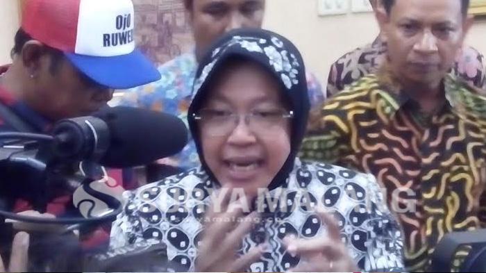 Ketakutan Wali Kota Tri Rismaharini Diajak Ketemuan Anak Pelaku Teror Bom Surabaya