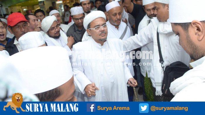 Ini Hal yang Wajib Dilakukan Habib Rizieq Shihab saat Tiba di Indonesia, Rencananya 10 November