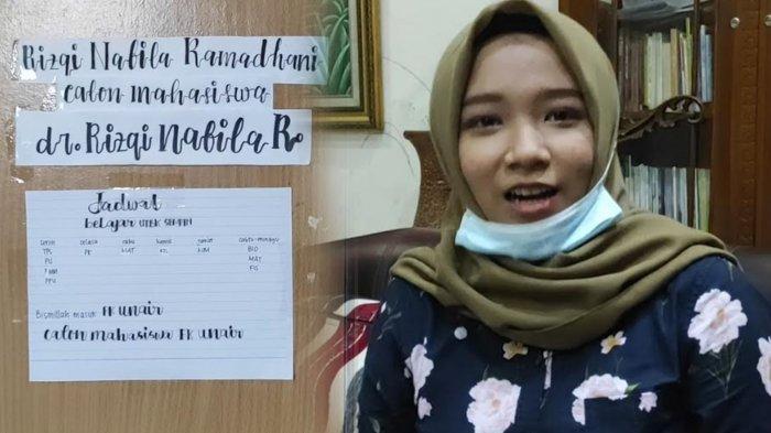 RESEP Remaja Ponorogo 15 Tahun Jadi Mahasiswa Kedokteran Termuda Unair : dr Rizqi Nabila Ramadhani