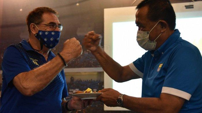 Robert Rane Albret beberkan janjinya di hari ulang tahun Persib Bandung