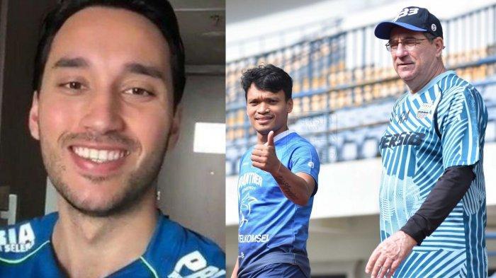 Persib Bandung Buka Peluang Pasangkan Ezra Walian dan Ferdinand Sinaga, Ini Kata Robert Rene Albrets