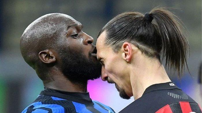 Kartu Merah Ibrahimovic di Derbi Inter Milan vs AC Milan, Panas 2 Mantan Striker Manchester United