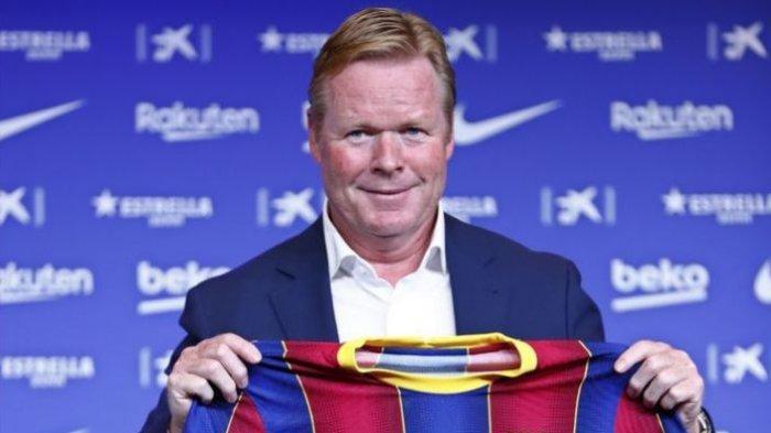 Ronald Koeman Bikin Heboh Markas Barcelona, Pelatih Anyar Ini Bakal Singkirkan Bibit Unggul La Masia