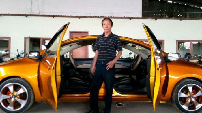 Pemilik Mobil Bisa Maju Mundur Cantik Ternyata Umur 71 Tahun, Ini Kisah Lengkapnya