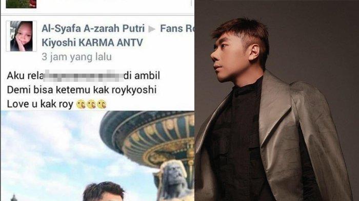 Pesona Roy Kiyoshi Tak Main-main, Bikin Penggemarnya Rela Lakukan Hal Gila, Warganet: Segitunya Dek