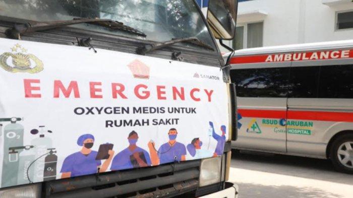 Rumah Sakit Jatim Mulai Jemput Bola Oksigen Medis ke Distributor, Bisa Minta Bantuan TNI -Polri