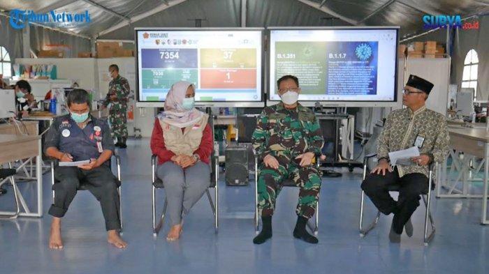 Video Wawancara Eksklusif dr IDG Nalendra Djaya Soal Temuan Varian Baru Covid-19 di Jatim
