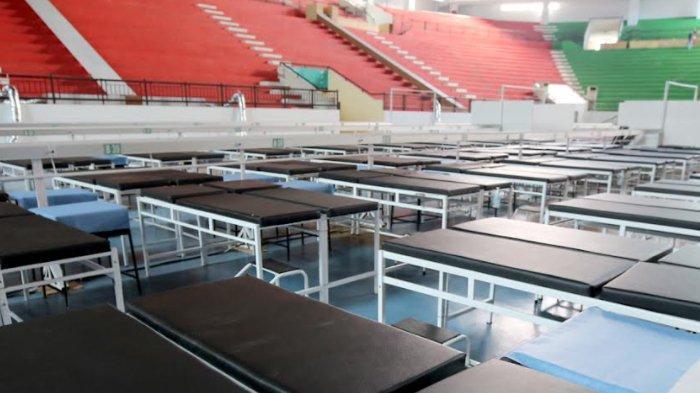 Beroperasi Mulai Besok, RS Darurat GOR Indoor Akan Terima Pasien Rujukan dari RS BDH