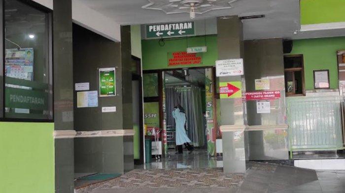 KRONOLOGI Pasien Covid-19 Kota Blitar Kabur, Diduga Rusak Kunci Ruang Isolasi RS Syuhada Haji