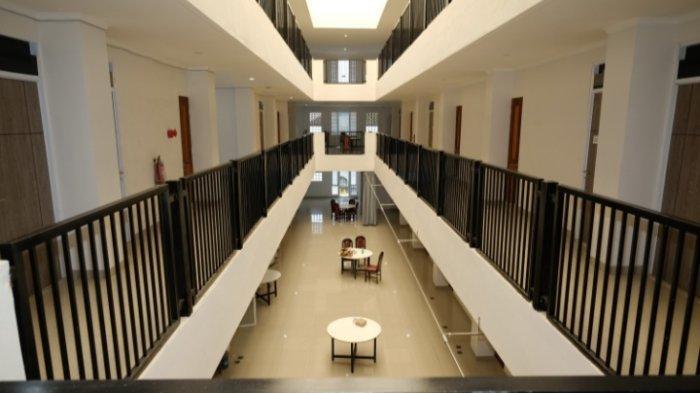 Ruang Isolasi Terpadu Pasien Covid-19 YPPII Kota Batu Kosong