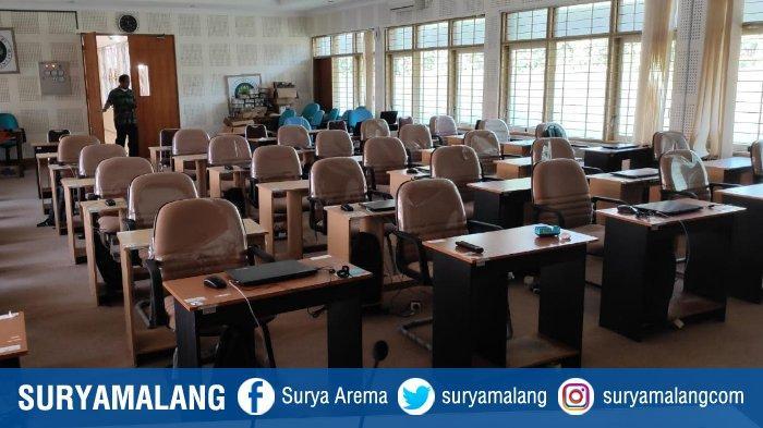 Aturan UTBK SBMPTN di Universitas Negeri Malang, Tidak Ada Syarat Surat Keterangan Sehat Peserta