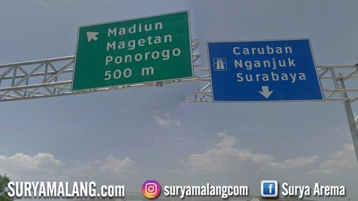 Titik Kemacetan di Kabupaten Madiun Bergeser ke Exit Tol Dumpil hingga Nglames