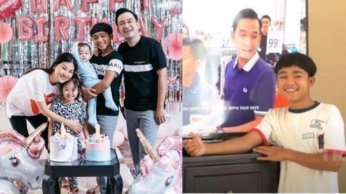 Ruben Onsu Blak Blakan Ungkap Bau Badan Betrand Peto yang Dulu: Sarwendah Sampai Mental