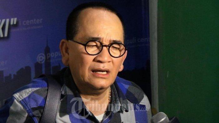 Babak Baru Isu Kudeta Partai Demokrat, Ruhut Sitompul : Saya Diminta Bujuk Moeldoko jadi Ketua Umum