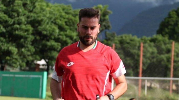 Bocor Identitas Calon Pelatih Fisik Arema FC, Rui Nunes Kompatriot Eduardo Almeida dari Portugal