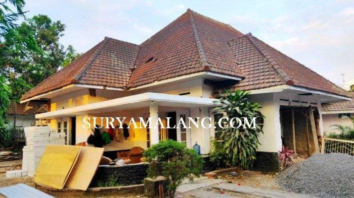 Melihat Rumah Bung Tomo di Jalan Ijen, Kota Malang, Pemilik Baru Langsung Renovasi
