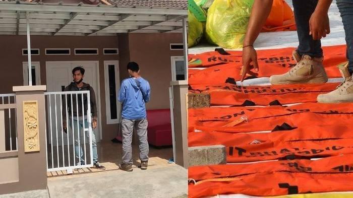 Kronologi Rumah Korban Sriwijaya Air Dibobol Maling, Arneta Fauzia & 3 Anaknya Belum Ditemukan