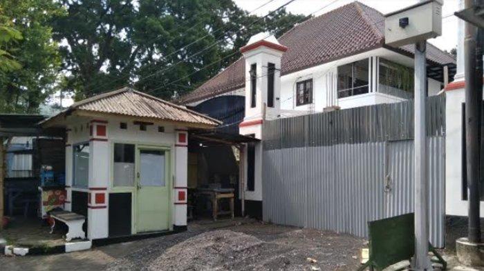 Ini Penampakan Rumah Dinas Bupati Malang Sanusi yang Hendak Direnovasi Rp 900 Juta